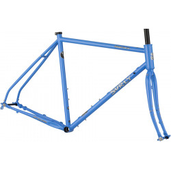 Surly MidNight Special All-Road Frame Kit - Perry Winkle's Sparkle