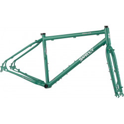 Surly Bridge Club Frameset - 700c - Illegal Smile