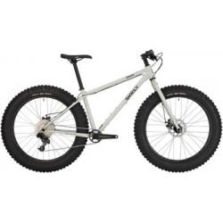Surly Wednesday Complete Bike - Gray Sweatpants