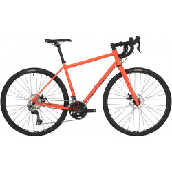 Salsa Vaya GRX 600 Bike - 700c Steel Orange 49,5cm