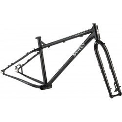 Surly Ice Cream Truck MDS Frameset SM Black