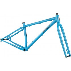 Surly Krampus Frameset  - Tangled up in Blue