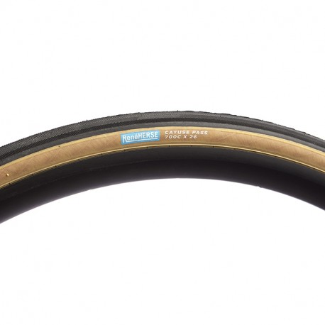 Rene Herse Cycles Cayuse Pass Tire - 700C x 26