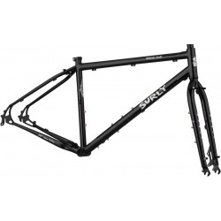 Surly Bridge Club Frameset - Zwart