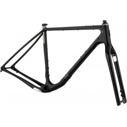 Salsa Cutthroat Frameset - Carbon Black