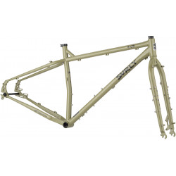 Surly ECR Frameset Tank Green