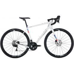 Salsa Warbird Carbon 105 700 Bike - 700c Carbon White 49cm