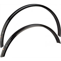 Velo Orange Zeppelin 52mm Fender Set 650b Black