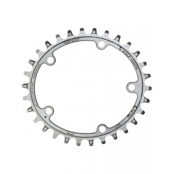 Wolf Tooth Camo Roestvrij Staal Ovalen Chainring