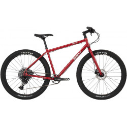 Surly Bridge Club 27.5 Bike - 27.5 Steel Grandma's Lipstick Medium