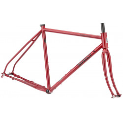 Surly MidNight Special Frame Kit - Sour Strawberry Sparkle
