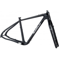 Salsa Cutthroat Frameset - Carbon Black - 2018