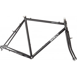 Surly Cross Check Frameset - Gloss Black