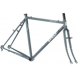 Surly Cross Check Frameset - BlueGreenGray