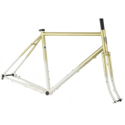 All-City Gorilla Monsoon Frameset - Pineapple Sundae