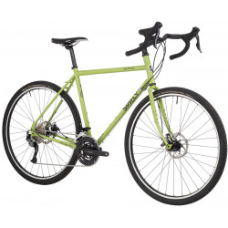Surly Disc Trucker Bike - 700c Steel Pea Lime Soup 60cm