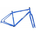 Surly Bridge Club Frameset - Loo Azul
