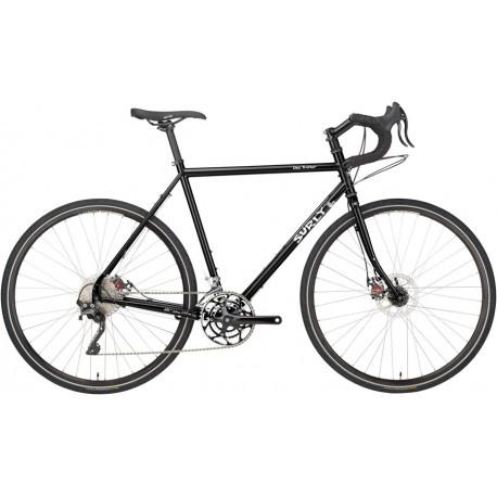 Surly Disc Trucker Bike - 700c Black