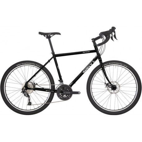 "Surly Disc Trucker Bike - 26"" Black"