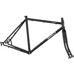 Surly Straggler Frameset 650B - Gloss Black