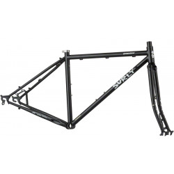 Surly Straggler Frameset 700c - Gloss Black