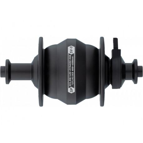 SP SV9 Hub Dynamo -- 100 mm QR -- 6 Bolt iso