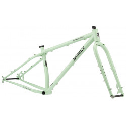 Surly Ice Cream Truck Frameset - Buttermint Green