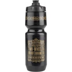 Surly Dr. Chromoly's Elixir Purist Water Bottle - Black Gold