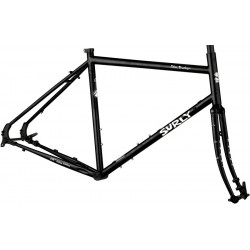 "Surly Disc Trucker Frameset 26"" Black"