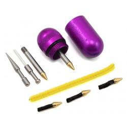 Dynaplug Pill -  Tubeless Tire Repair Kit