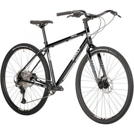 Surly Bridge Club 700c Bike - Black