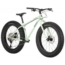 Surly Ice Cream Truck Fat Bike - 26  Buttermint Green