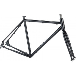 Salsa Marrakesh Frameset - Black