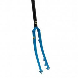 Soma Fog Cutter Voorvork CroMo - Blue