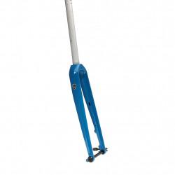 Soma Fog Cutter Voorvork Carbon - Blauw