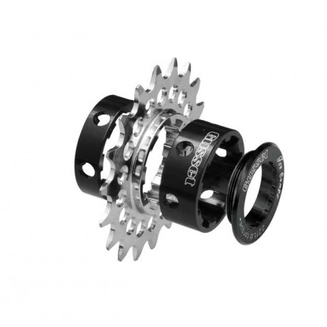Gusset Campa Single Speed Converter