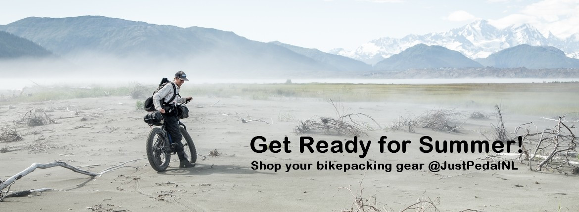 Bikepacking - get ready for summer